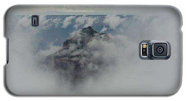 Brahma Temple In A Sea Of Clouds Galaxy S5 Case
