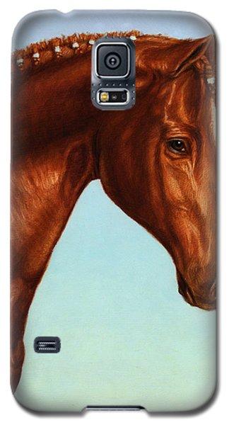 Animals Galaxy S5 Cases - Braided Galaxy S5 Case by James W Johnson
