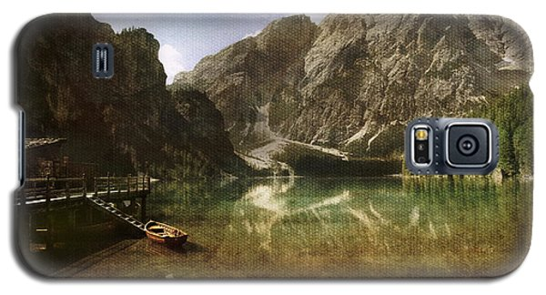 Braies Lake Galaxy S5 Case