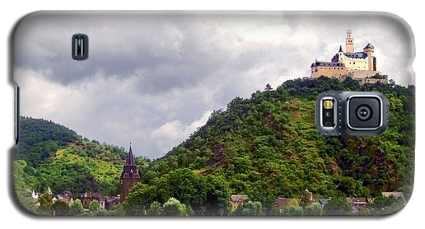 Galaxy S5 Case featuring the photograph Brambach Germany by Joan  Minchak