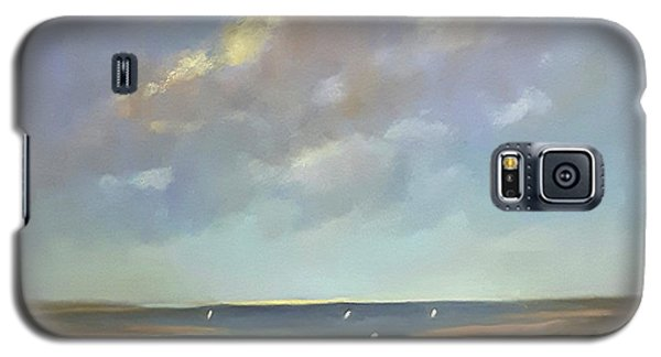 Brancaster Staithes, Norfolk Galaxy S5 Case