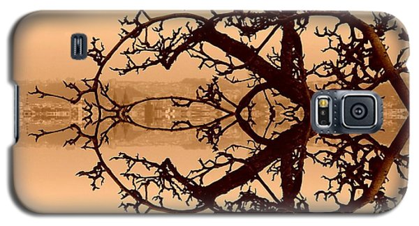 Branches In Suspension Galaxy S5 Case
