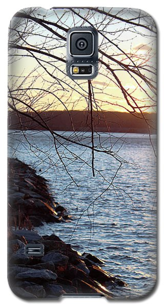 Late-summer Riverbank Galaxy S5 Case