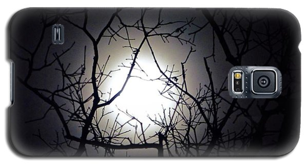 Branches To The Moon Galaxy S5 Case