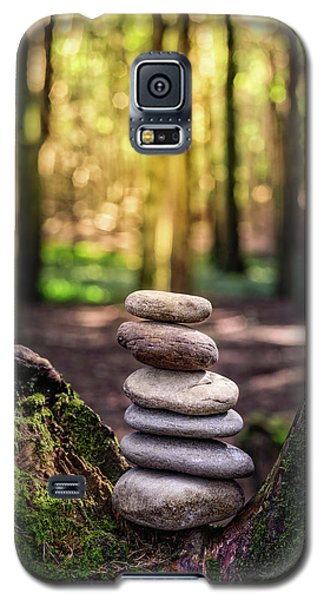 Galaxy S5 Case featuring the photograph Brand New Day by Marco Oliveira