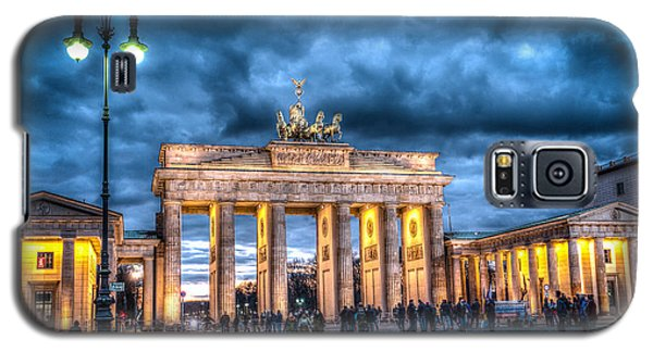 Brandenberg Gate Galaxy S5 Case