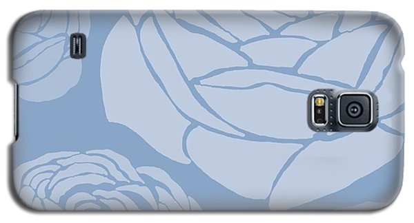 Brandon Rose Galaxy S5 Case by Sarah Hough