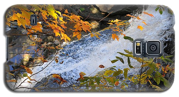 D30a-18 Brandywine Falls Photo Galaxy S5 Case