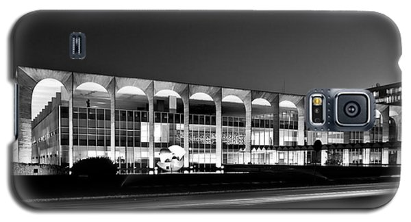 Brasilia - Itamaraty Palace - Black And White Galaxy S5 Case