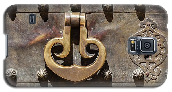 Brass Castle Knocker Galaxy S5 Case