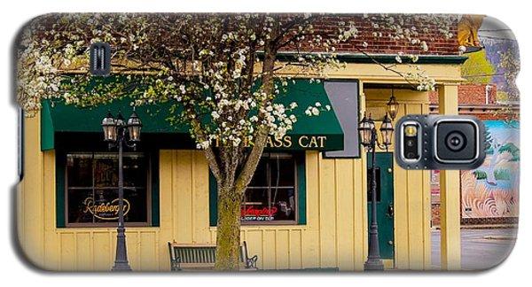 Brass Cat Pub Easthampton Galaxy S5 Case