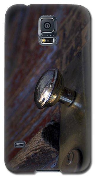 Brass Door Knob I Galaxy S5 Case