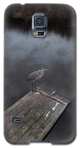 Brave Heron Galaxy S5 Case