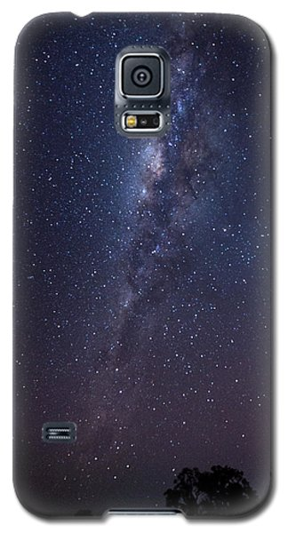 Galaxy S5 Case featuring the photograph Brazil By Starlight by Alex Lapidus