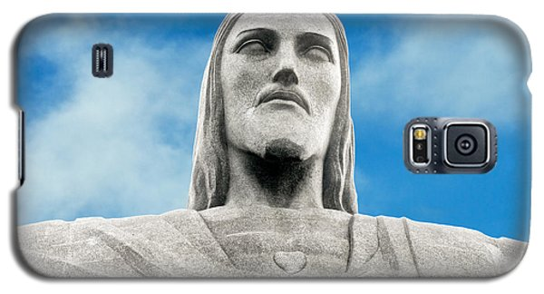 Brazilian Christ Galaxy S5 Case