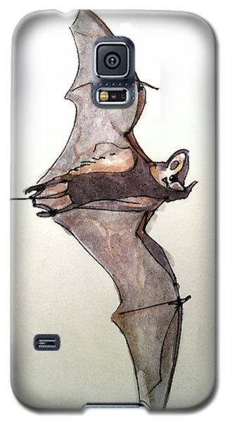 Brazilian Free-tailed Bat Galaxy S5 Case