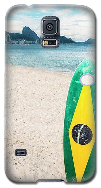 Brazilian Standup Paddle Galaxy S5 Case