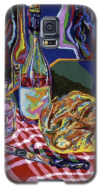 Bread And Wine Of Life Galaxy S5 Case by Robert SORENSEN