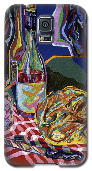 Bread And Wine Of Life Galaxy S5 Case