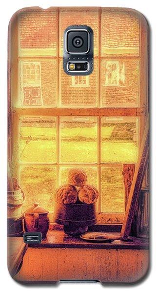 Bread In The Window Galaxy S5 Case