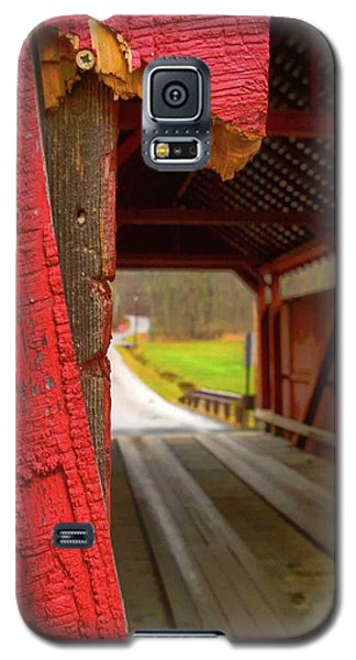 Break In The Bridge Galaxy S5 Case