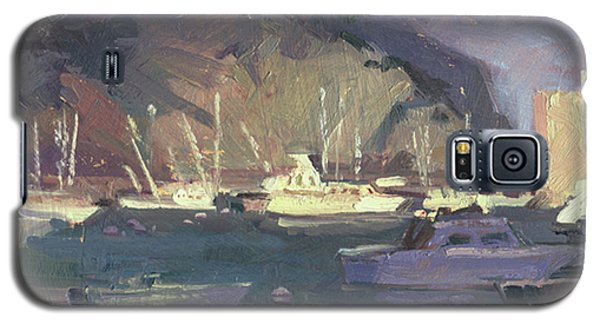 Break Of Dawn-avalon Galaxy S5 Case