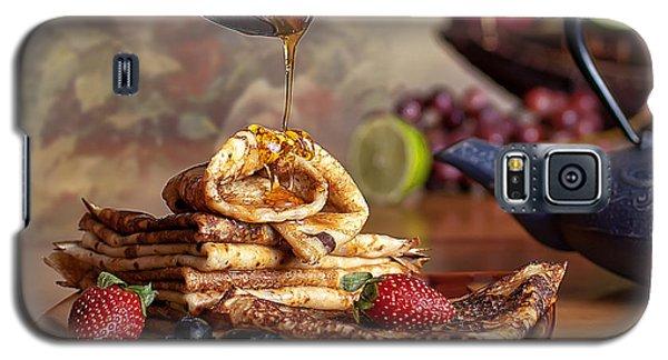 Breakfast Galaxy S5 Case by Anna Rumiantseva