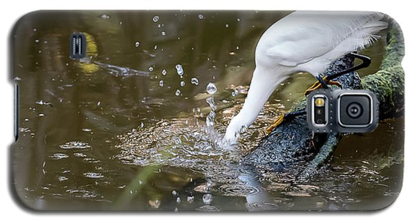 Breakfast Plunge Galaxy S5 Case