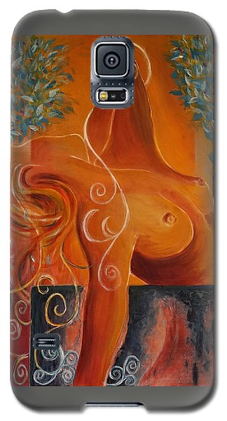 Breaking Free Galaxy S5 Case by Theresa Marie Johnson