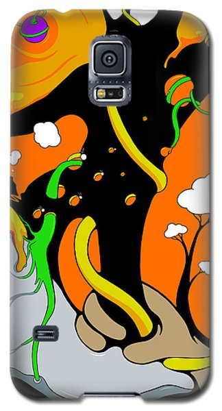 Breaking Self Galaxy S5 Case