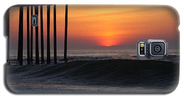 Breaking Sunrise Galaxy S5 Case