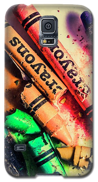 School Galaxy S5 Case - Breaking The Creative Spectrum by Jorgo Photography - Wall Art Gallery