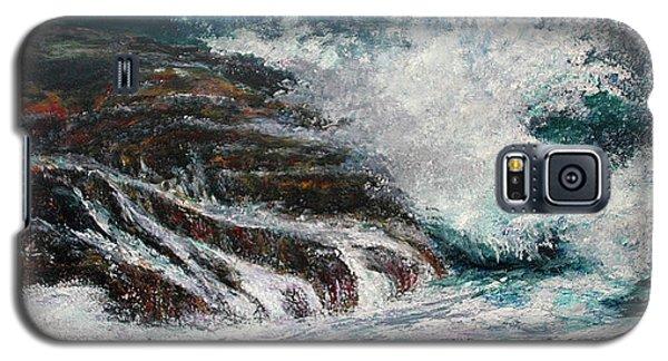 Breaking Wave Galaxy S5 Case