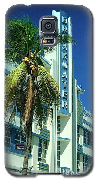 Breakwater Miami Beach Galaxy S5 Case
