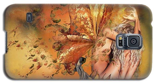 Breath Of Autumn Galaxy S5 Case