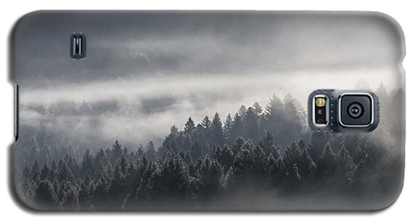 Galaxy S5 Case featuring the photograph Breath Of The Forest by Yuri Santin
