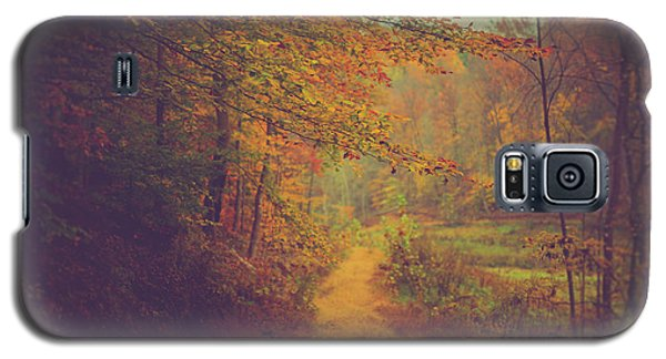 Galaxy S5 Case featuring the photograph Breathe In Autumn by Shane Holsclaw