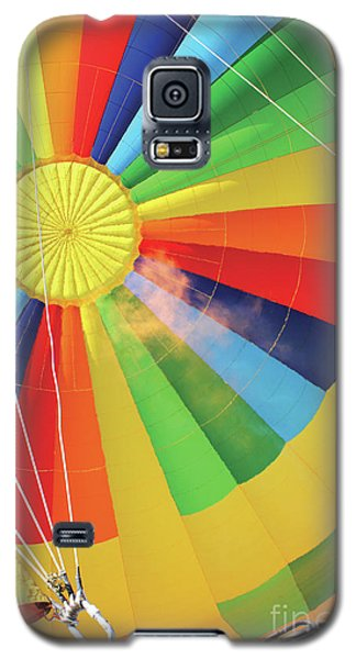 Breathing Fire Galaxy S5 Case