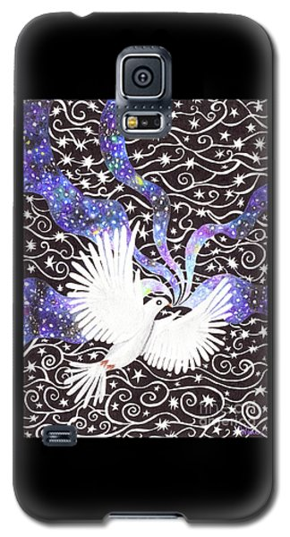Breathing Life Into Darkness Galaxy S5 Case