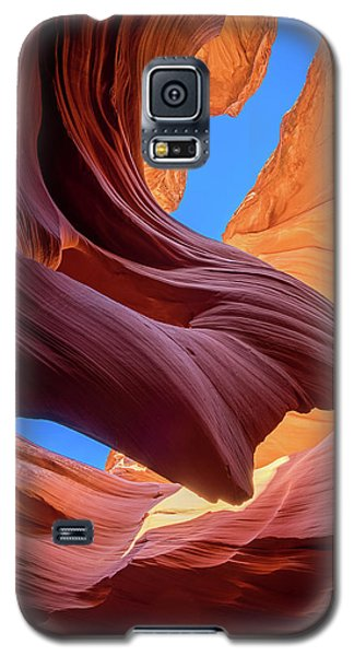 Breeze Of Sandstone Galaxy S5 Case