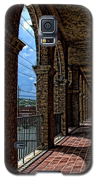 Breezway On The Baker Galaxy S5 Case by Diana Mary Sharpton