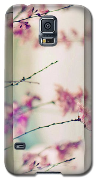 Galaxy S5 Case featuring the photograph Breezy Blossom Panel by Jessica Jenney