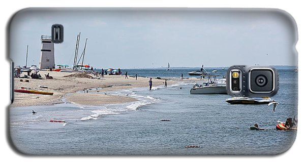 Breezy Point Lighthouse Galaxy S5 Case