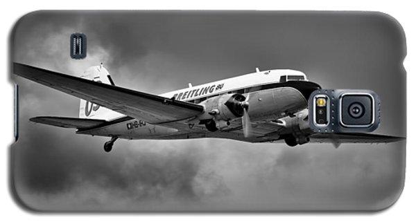 Breitling Dc-3 Galaxy S5 Case by Ian Merton