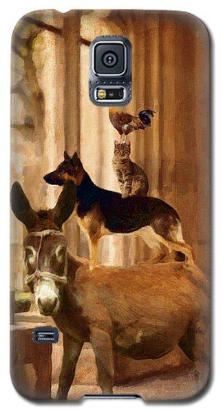 Bremer Stadtmusikanten Galaxy S5 Case