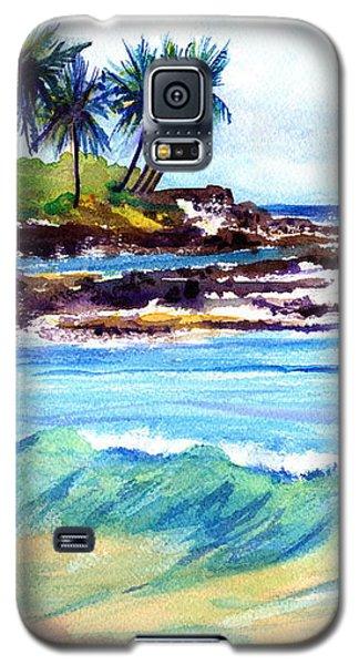 Brennecke's Beach Galaxy S5 Case