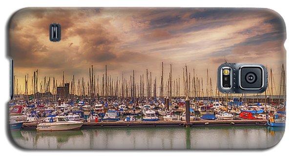 Breskens Marina Galaxy S5 Case