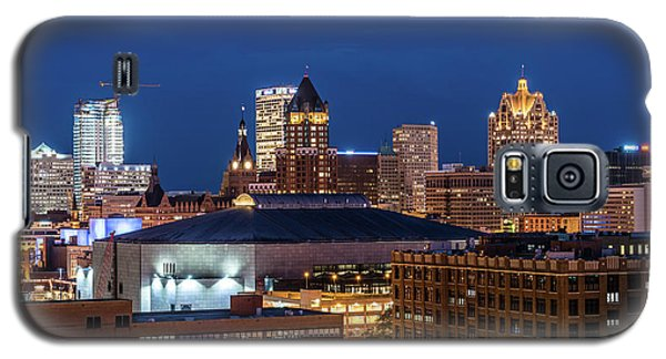 Brew City At Dusk Galaxy S5 Case