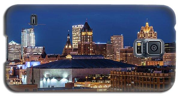Brew City At Dusk Galaxy S5 Case