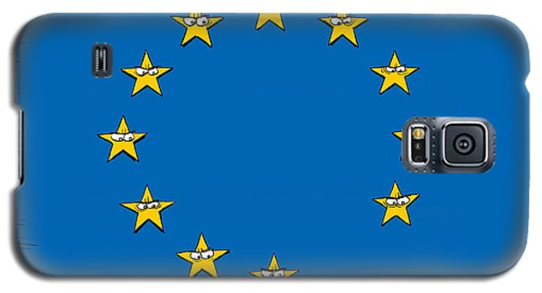 Brexit Eu Flag  Galaxy S5 Case